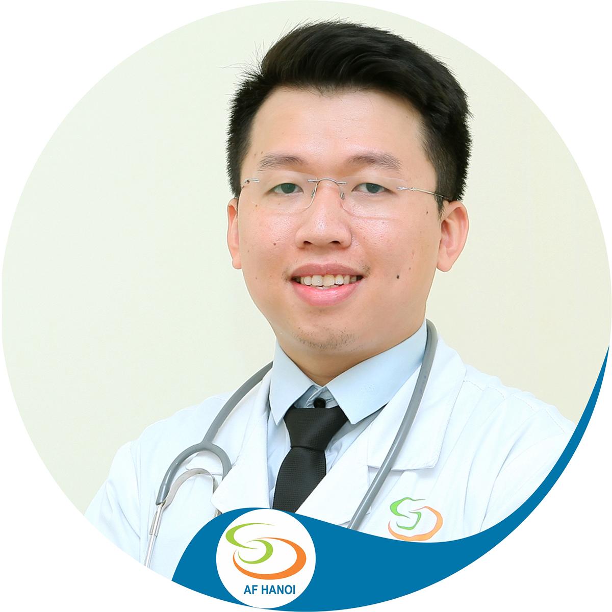 Bs Nguyễn Thành Trung - Phụ trách phòng Mổ
