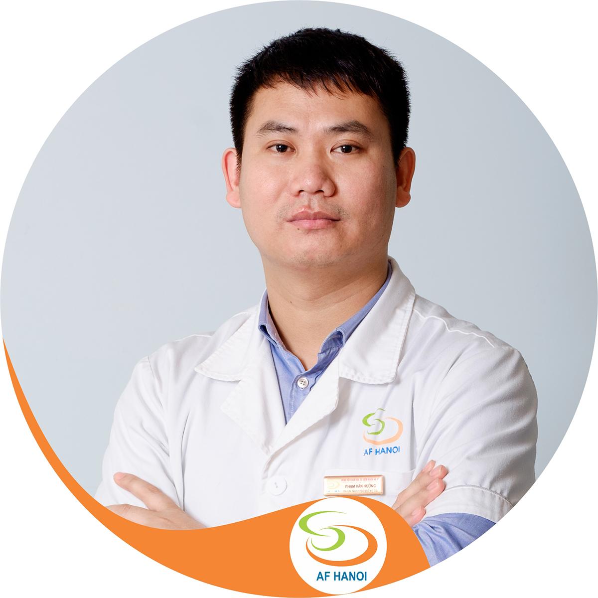 Bs Phạm Văn Hưởng - Trưởng khoa Khám bệnh