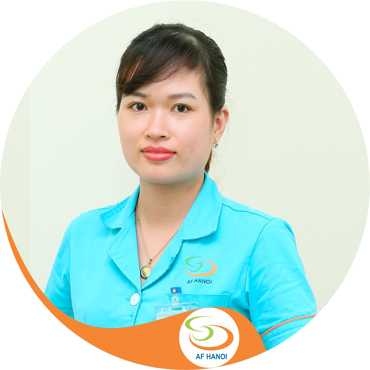 Cử nhân Kiều Thị Mai - Điều dưỡng Trưởng Bệnh viện
