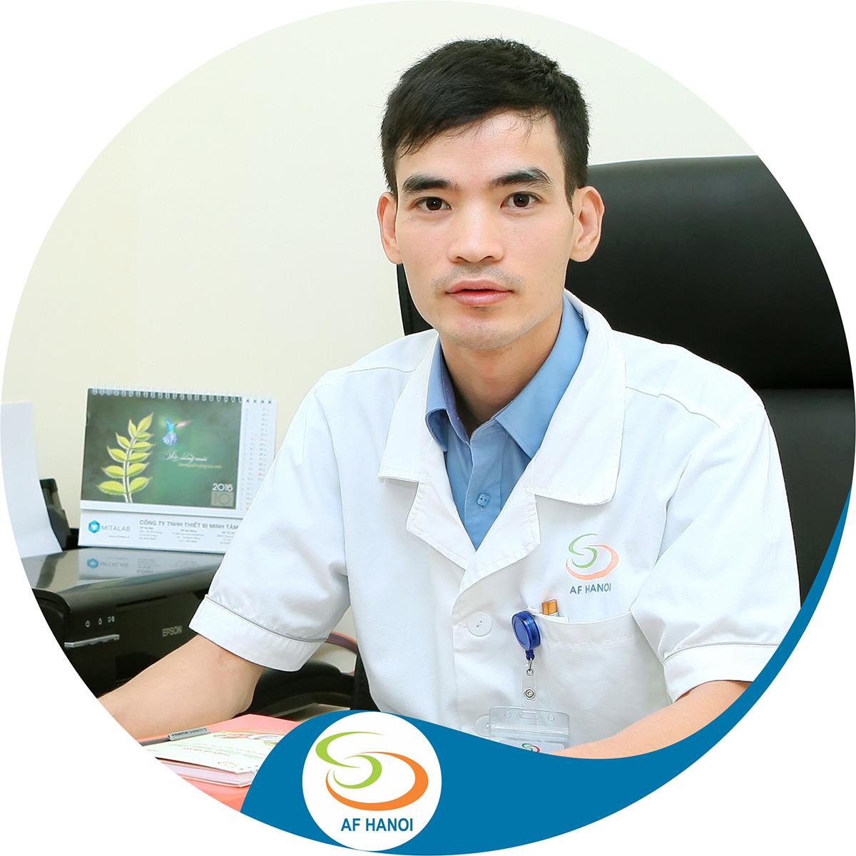 Cử nhân Phùng Hoàng Nam - Trưởng Khoa Xét nghiệm
