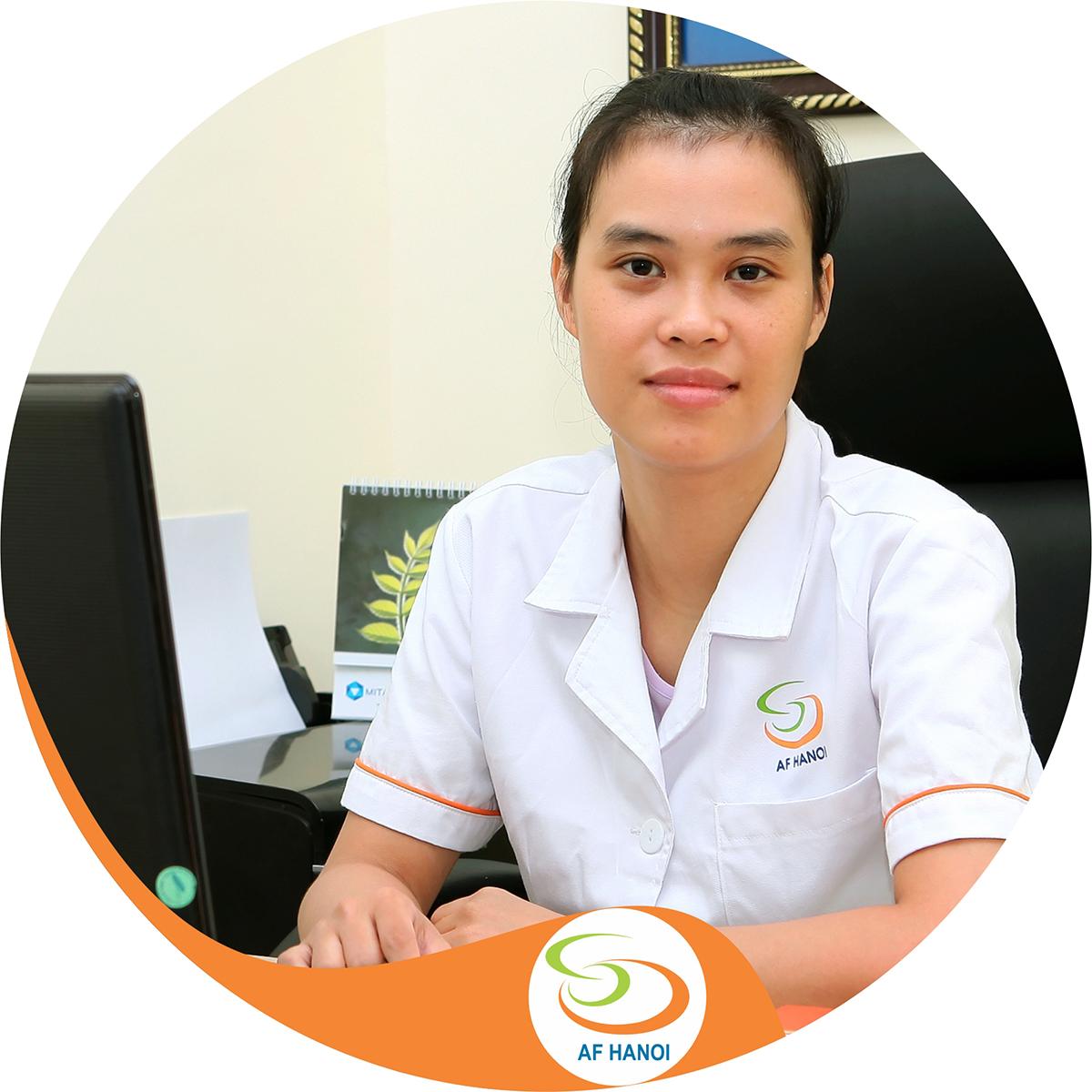 Cử nhân Phạm Diệu Thuần - Chuyên viên Phôi học