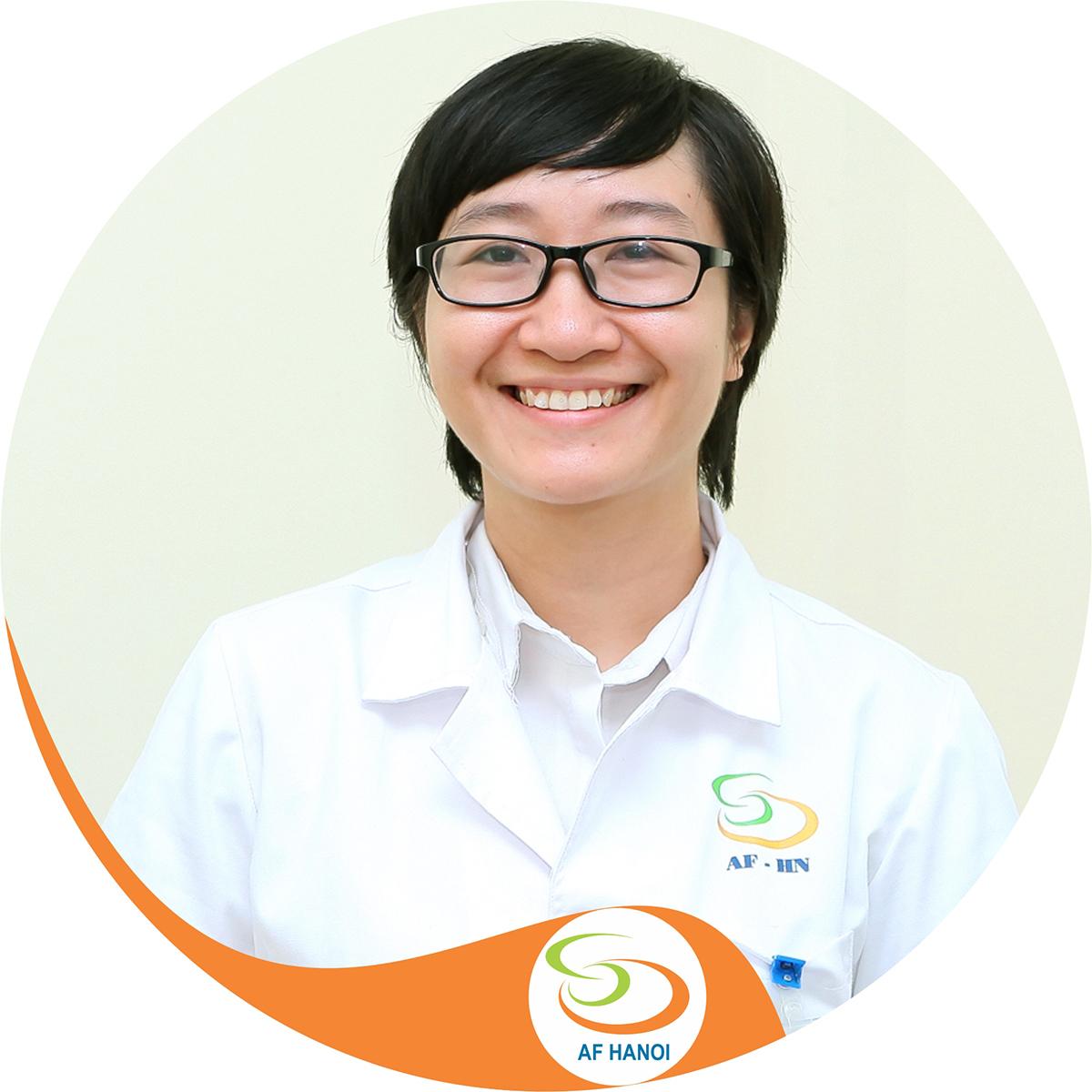 Thạc sỹ Nguyễn Thu Hà - Tổ trưởng tổ QLCLBV