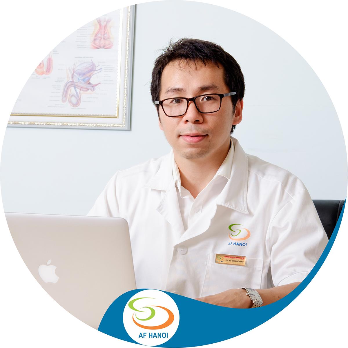 Ths.Bs Đinh Hữu Việt - Chuyên khoa Ngoại & Nam học