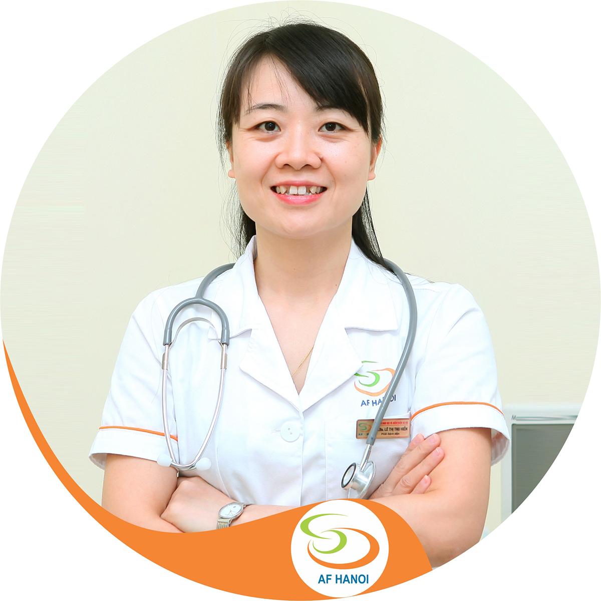 Ths.Bs Lê Thị Thu Hiền - Phó Giám đốc, Trưởng khoa Hỗ trợ sinh sản