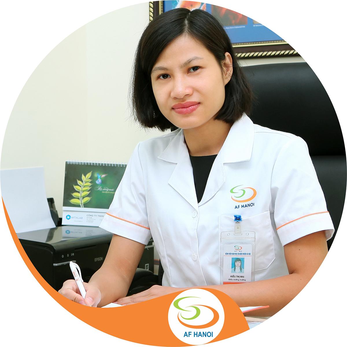 Ts.Bs Lại Thị Tuấn Việt - Bác sỹ Nội trú, Chuyên viên Phôi học