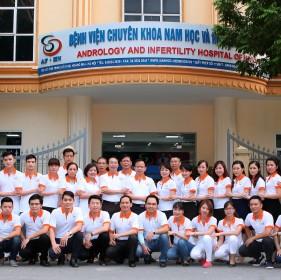 Tập thể CBNV Bệnh viện